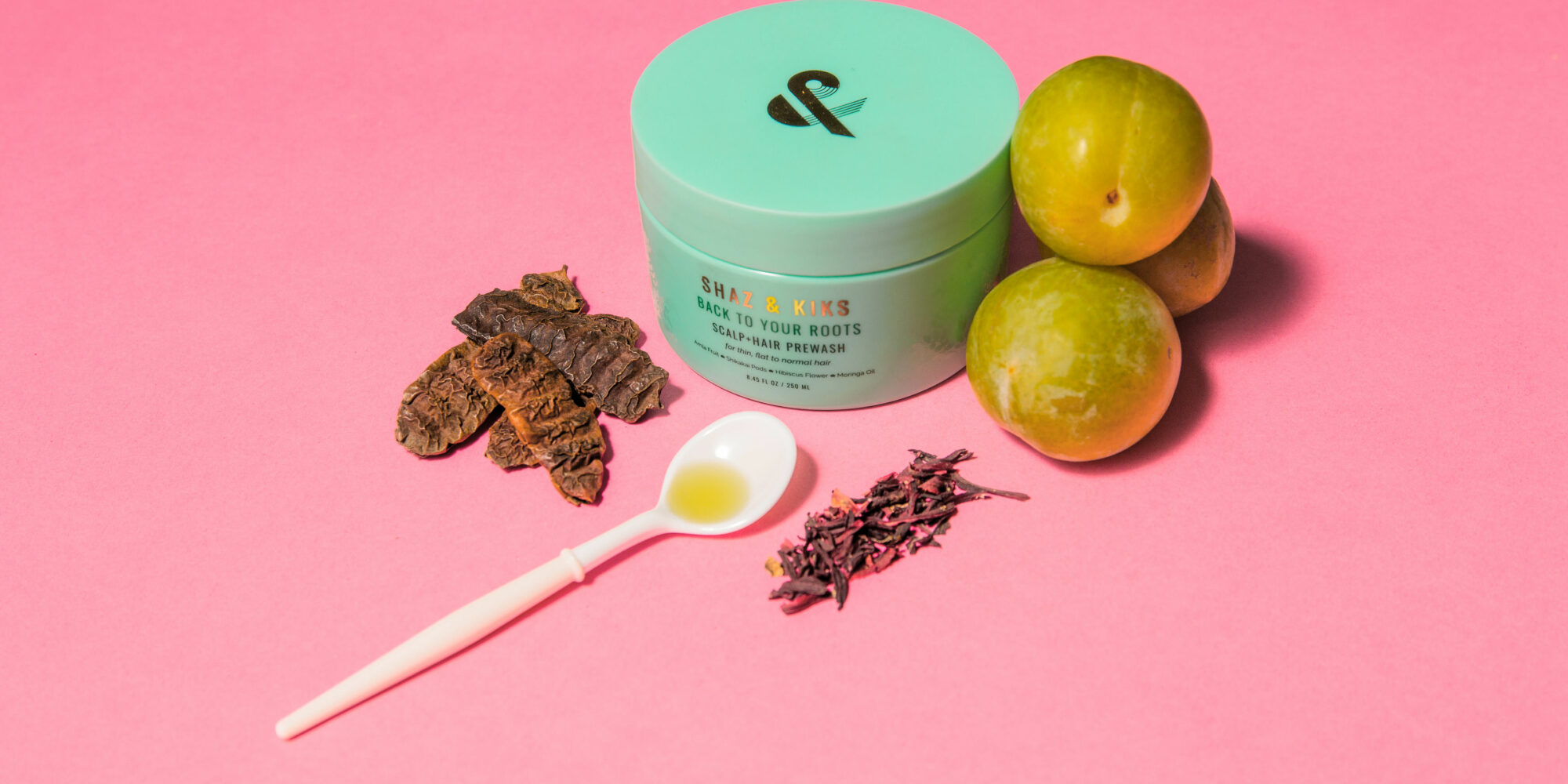 Clean Haircare Brand Shaz & Kiks Puts A Modern Spin On The Ancient Practice Of Hair-Oiling