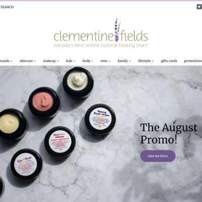 The Detox Market Acquires Clementine Fields To Bolster Its E-Commerce Operations