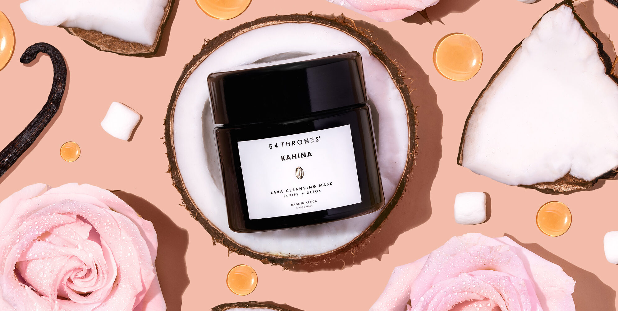 Skincare Brand 54 Thrones Celebrates And Elevates African Beauty Ingredients