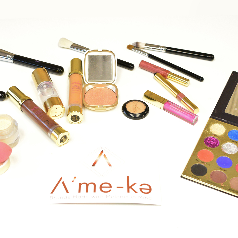 Aˈme-ke Is A One-Stop Online Shop For Black-Owned Brands Across Beauty Categories
