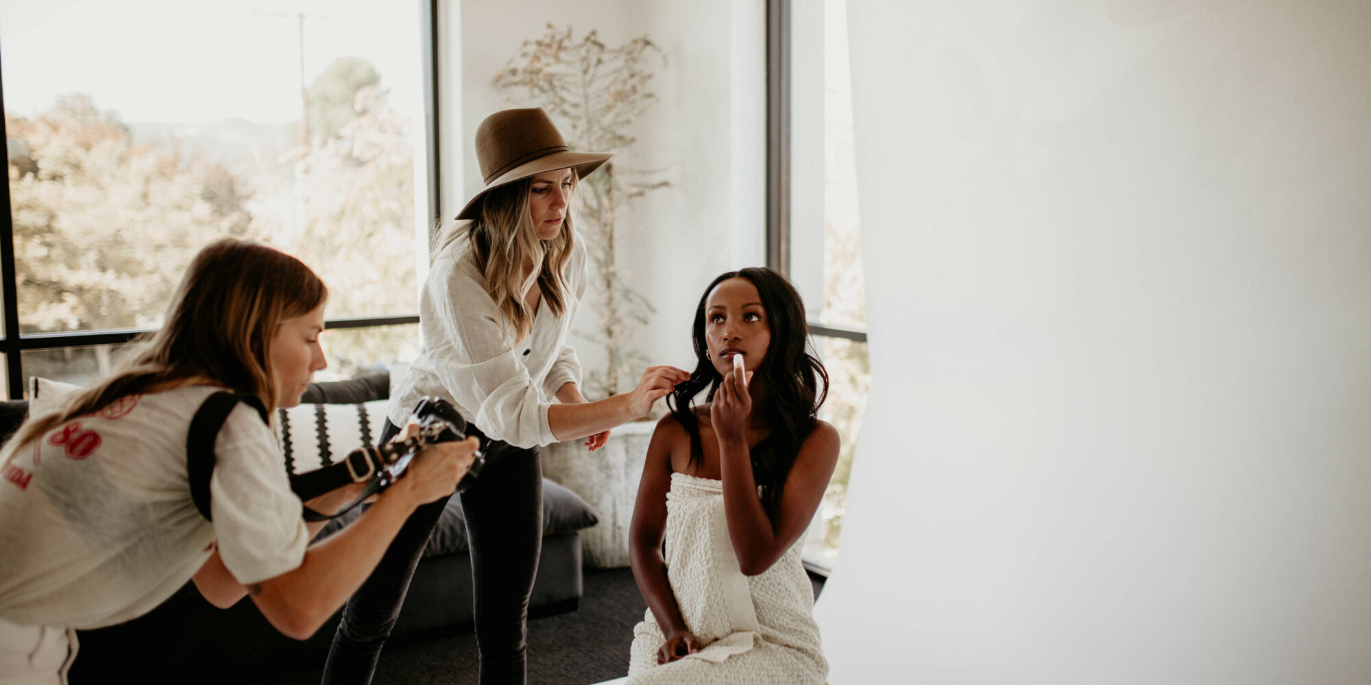 Behind The Lens: How Indie Beauty Brands Produce Striking Photos On Tight Budgets