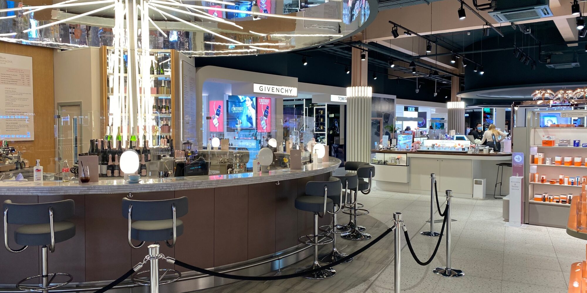 Harrods Moves Forward With Standalone H Beauty Concept As The Pandemic Stokes Retail Uncertainty
