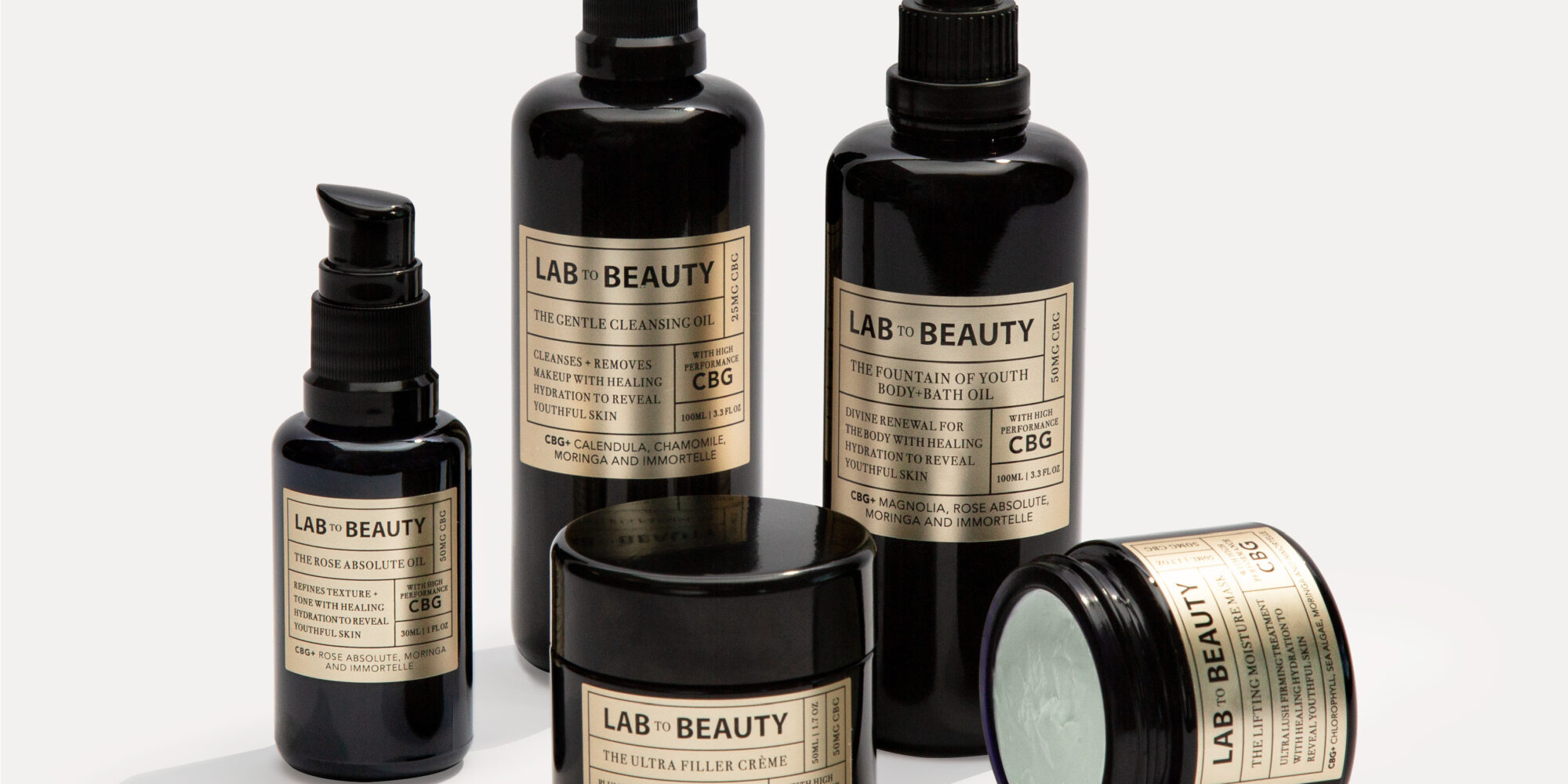 Lab To Beauty Takes Luxury CBD Overseas With Douglas Launch