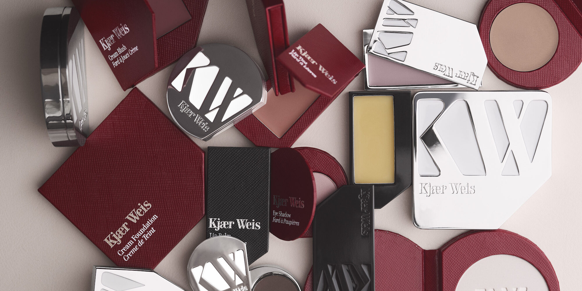 The Story Behind Kjaer Weis's Striking Refillable Packaging—And How The Brand Still Moves The Needle On Sustainability