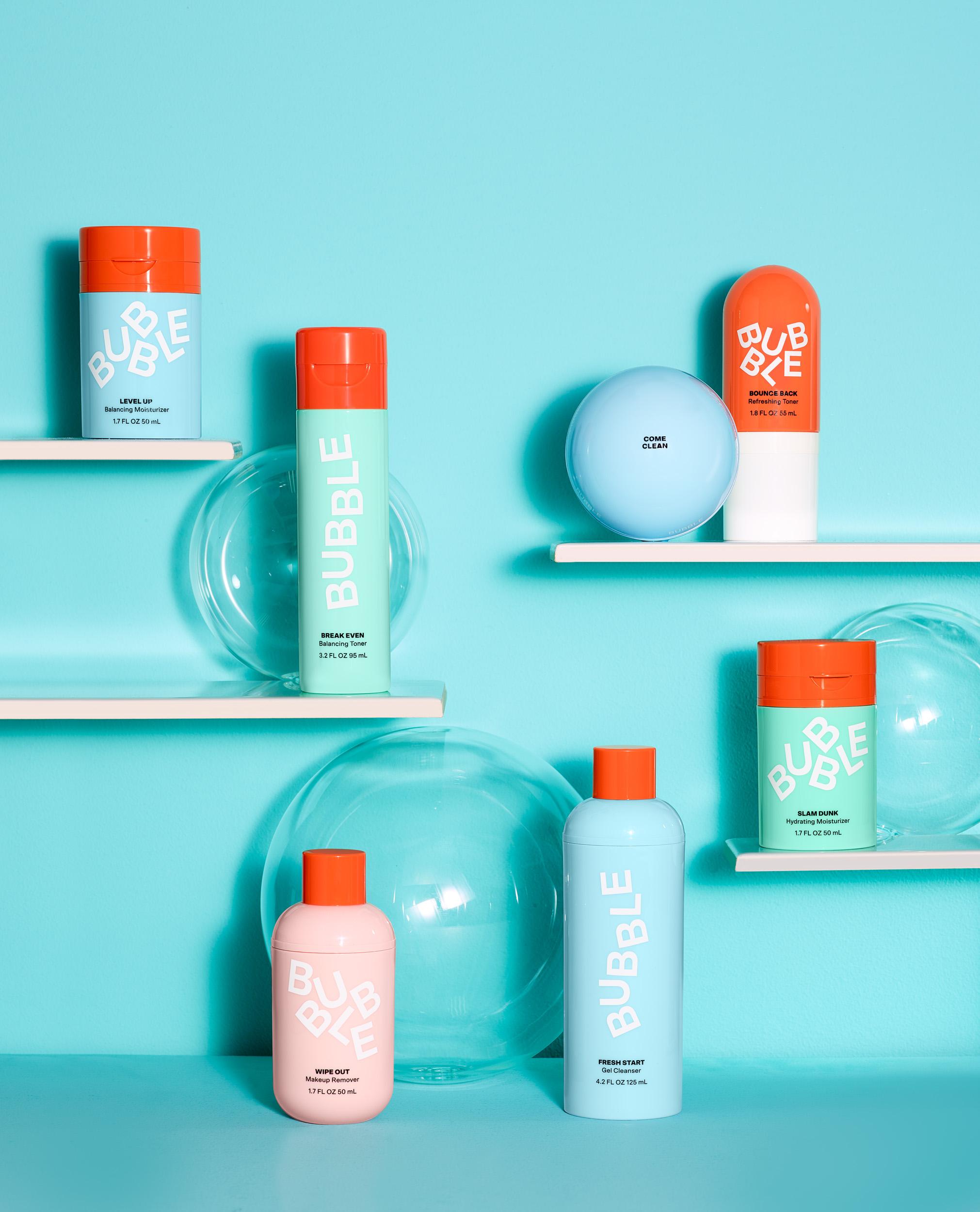 bubble-skin-care-launch-gen-z
