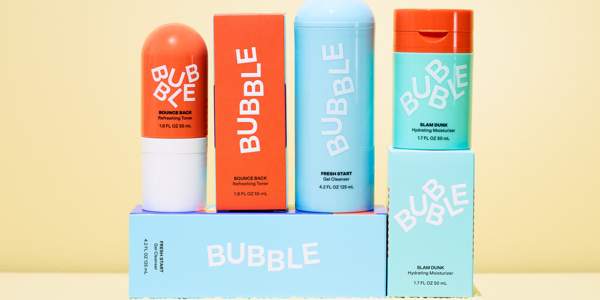 VC-Backed Brand Bubble's Affordable, TikTok-Charged Gen Z Skincare Strategy