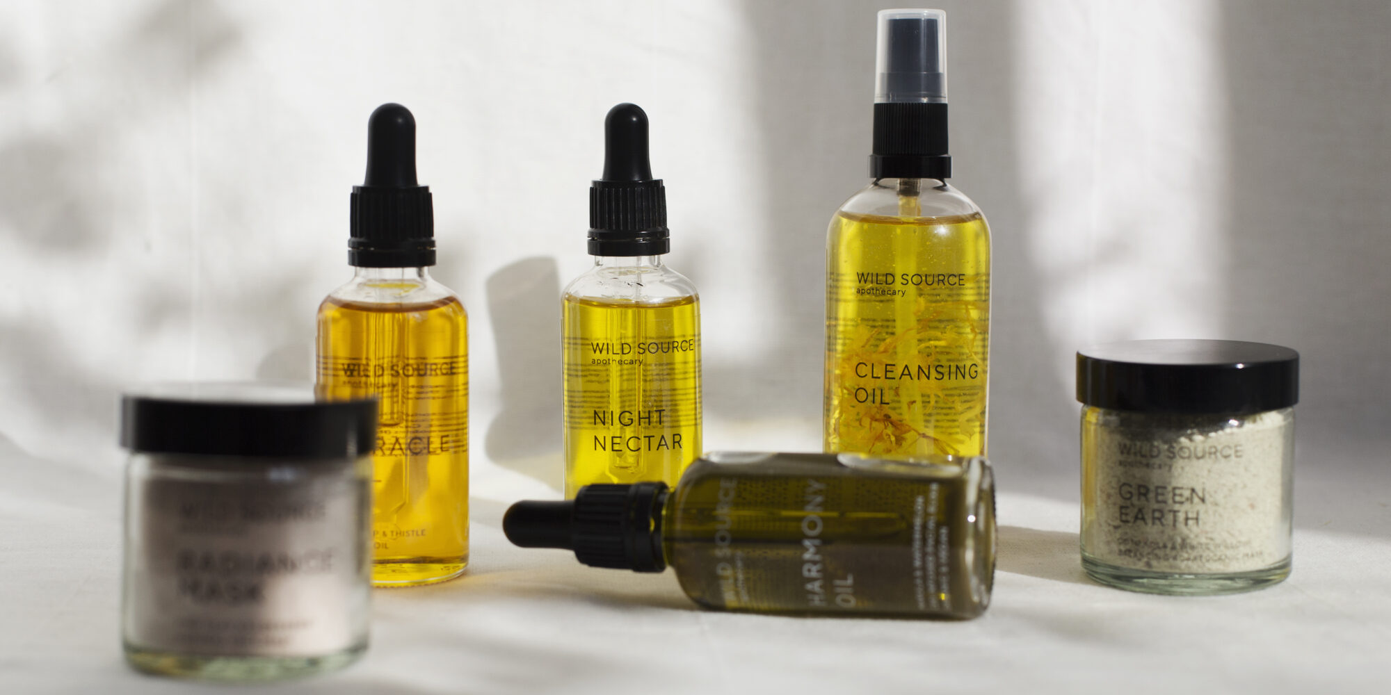 Wild Source Apothecary Pairs Meditation With Skincare Products