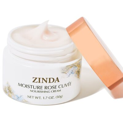 Former Lawyer Caroline Levy Comes Out Of Retirement To Launch Wine-Inspired Skincare Brand Zinda Beauty