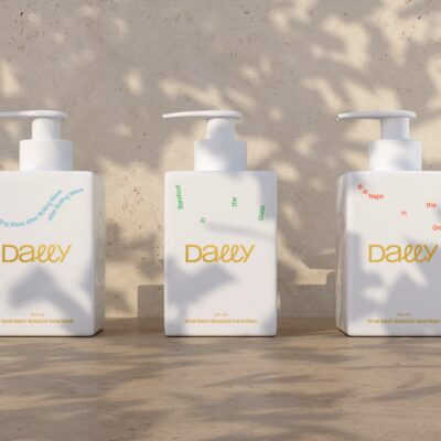 New Brand Dally Turns Hand Wash Into Sink Art