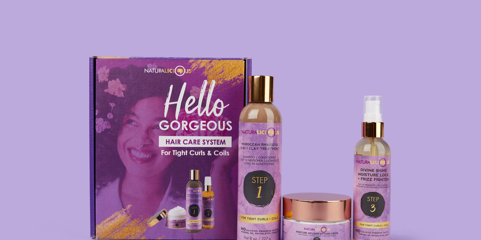 """""""We Really Sell Confidence"""": Naturalicious Founder Gwen Jimmere On Building A Million-Dollar Haircare Business"""