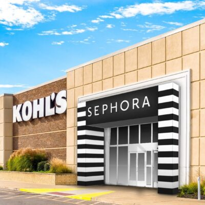Moving On From J.C. Penney, Sephora Will Open Shops Inside Kohl's Locations