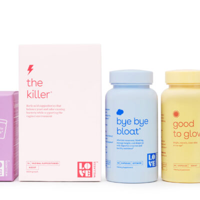 Ingestible And Vaginal Health Specialist Love Wellness Launches In Target Stores Nationwide