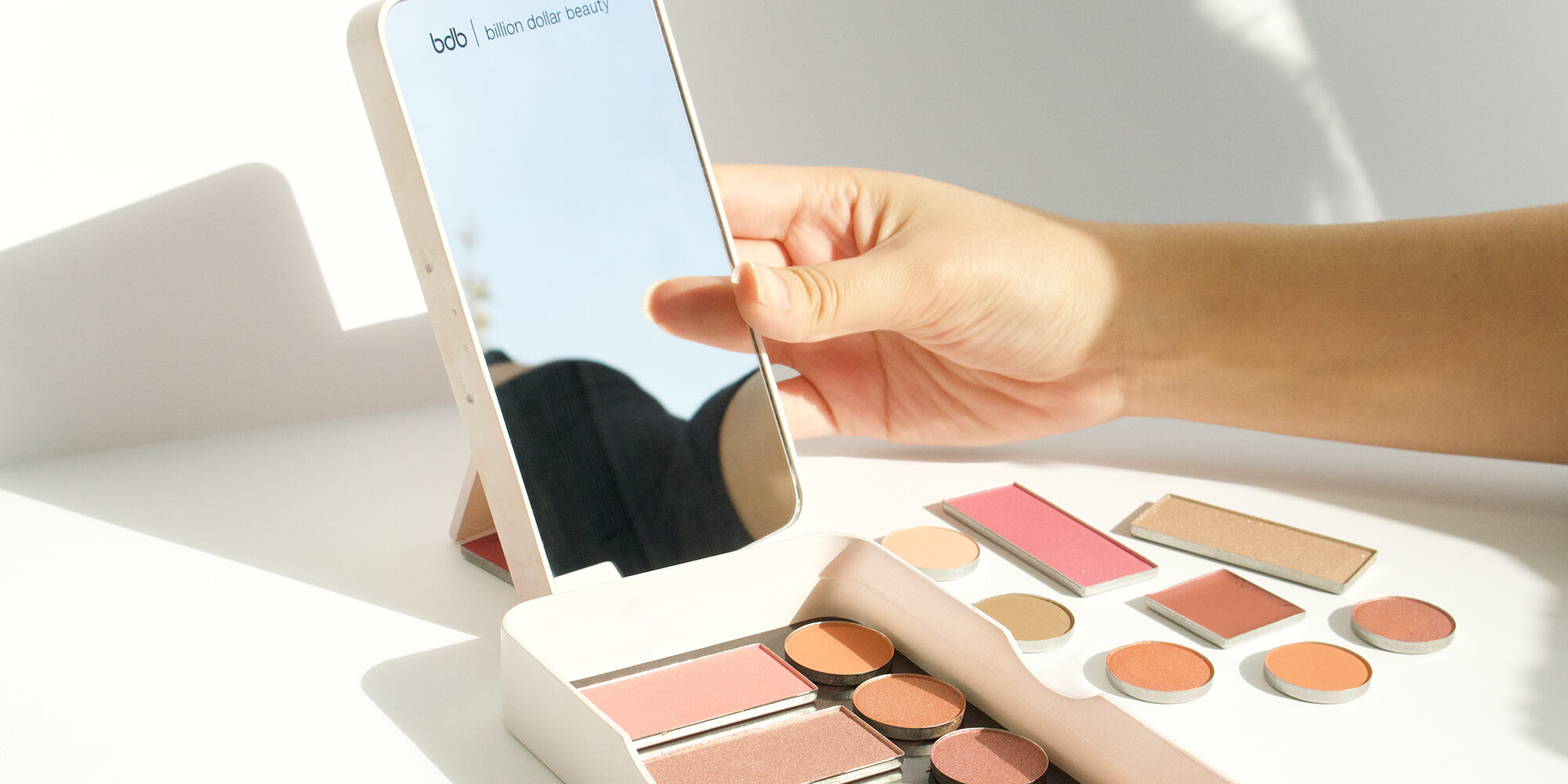 In A First For The Mass Market, Billion Dollar Beauty Is Launching A Customizable Makeup Palette At Target