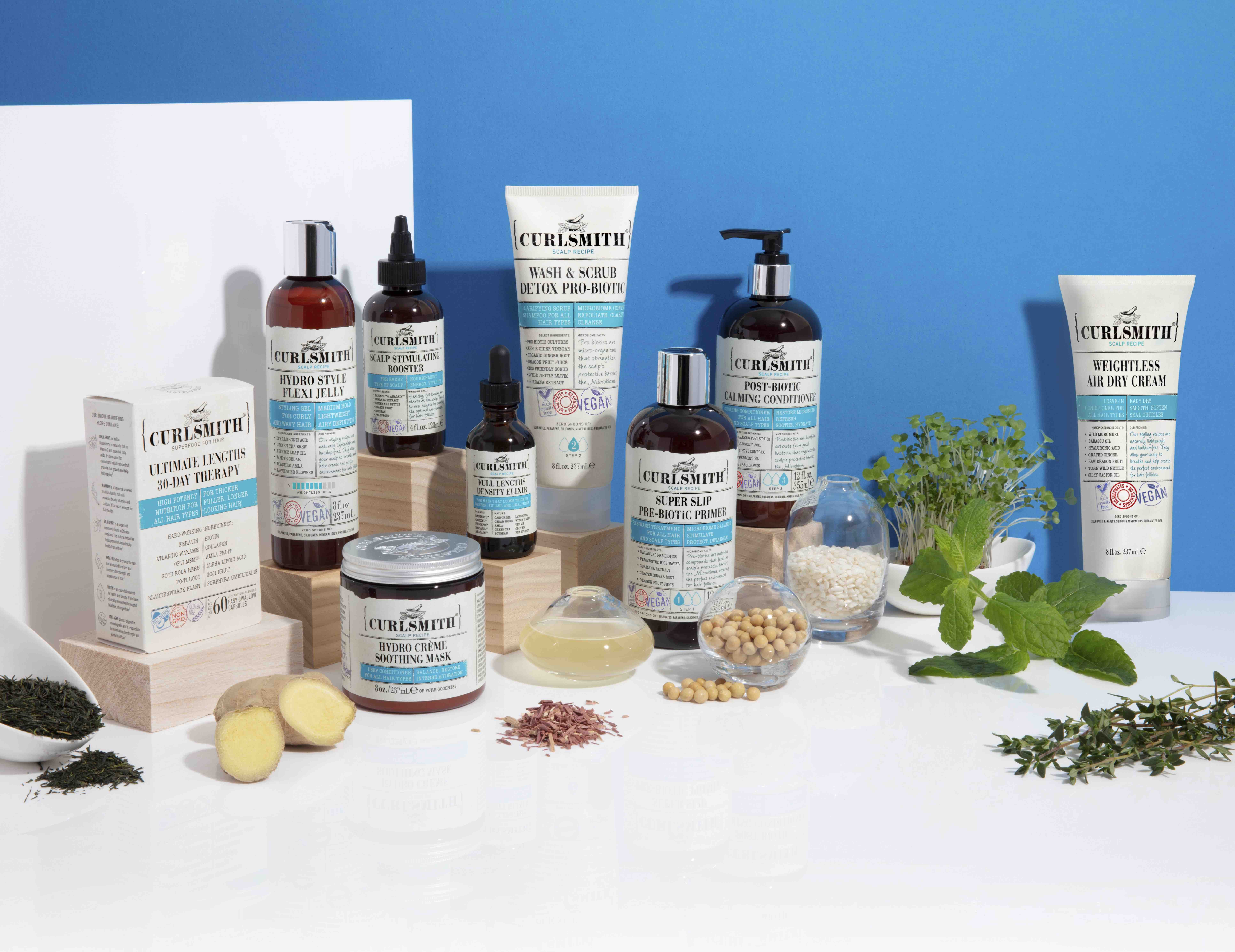 Curlsmith Raises Series A Funding To Fuel Its Ambition To Become A Global Haircare Leader