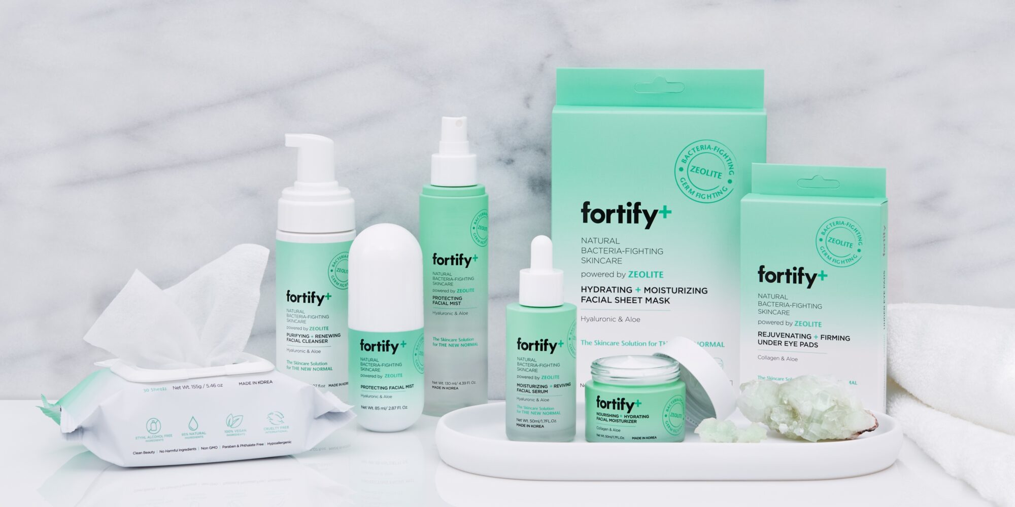 Skincare For The New Normal: Fortify+ Is Fighting Bacteria While Providing Beauty Benefits