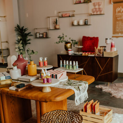 After Moving From Los Angeles To Boise, SkinOwl's Annie Tevelin Opens A Store