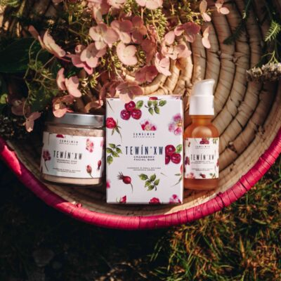 With A Launch At Holt Renfrew, Indigenous Skincare Brand Sḵwálwen Botanicals Bolsters Its Luxury Positioning