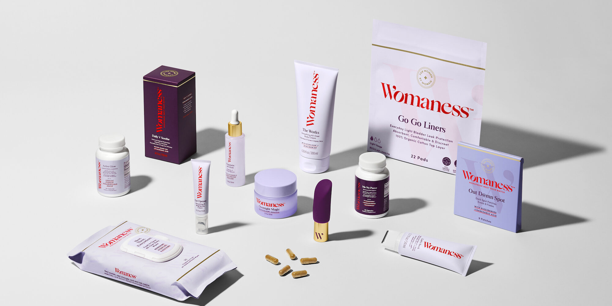 New Brand Womaness Brings A Comprehensive Approach To Menopause Care To Target