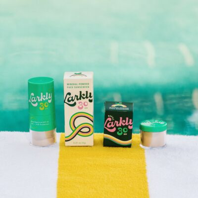 Starting With Powder Sunscreen, Larkly Wants To Make Sun Protection Simple And Fun