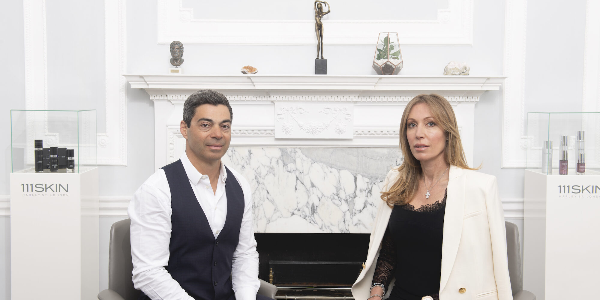 Luxury Brand 111Skin's Founders On Clinical Studies, Experiential Spas And Funding