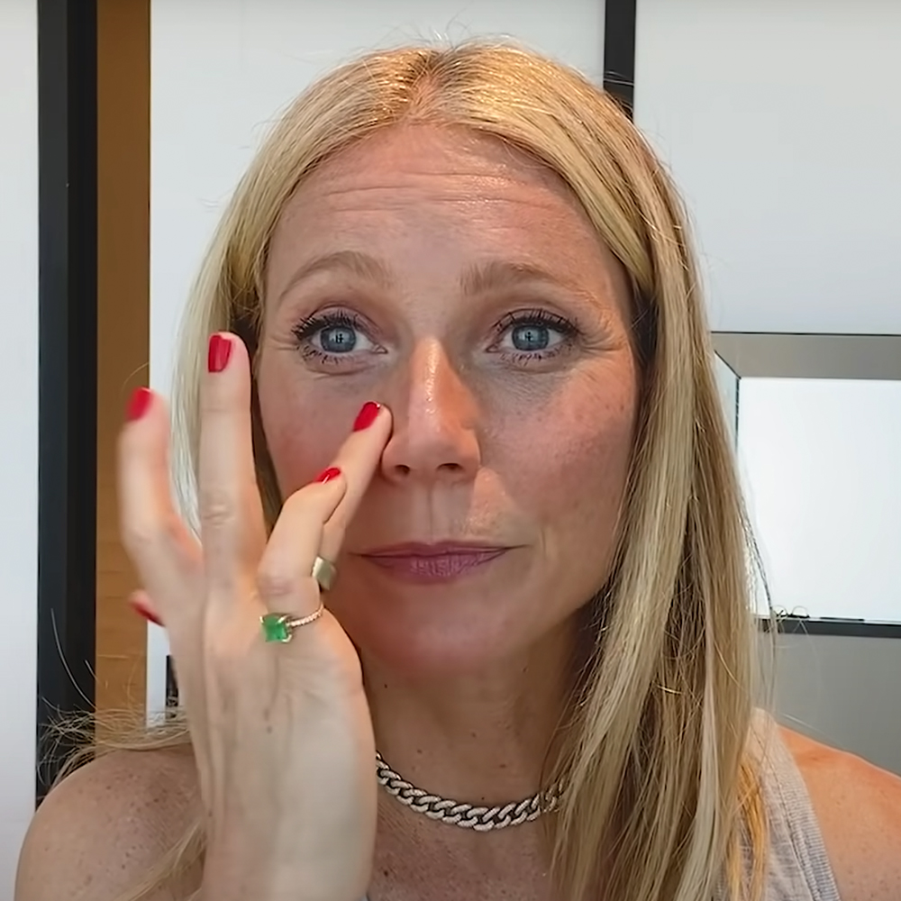 Sun Protection Brands View Gwyneth Paltrow's Spotty Sunscreen Application Going Viral As A Teaching Moment