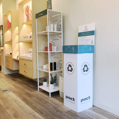 Credo And MOB Beauty Create Pact To Help Solve The Beauty Industry's Recycling Problem