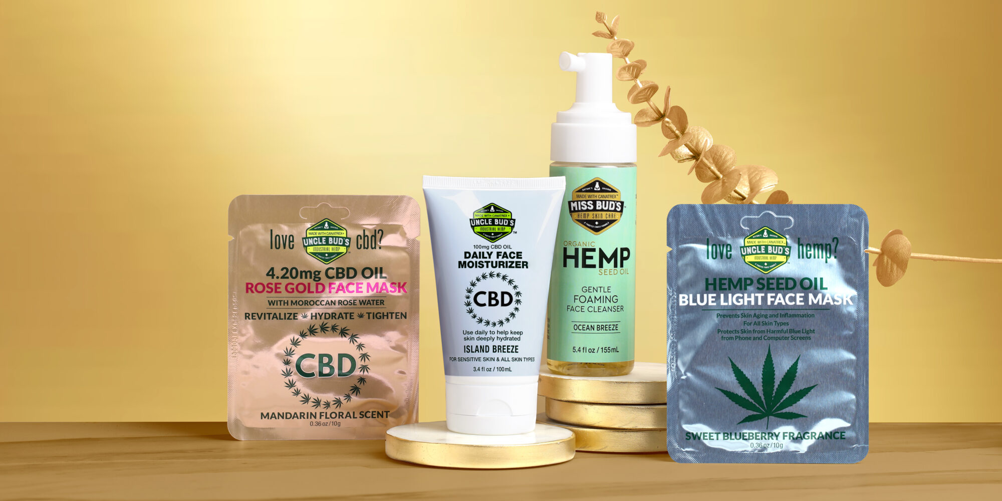 Uncle Bud's Takes CBD Mainstream At CVS, Kroger, Kohl's And More