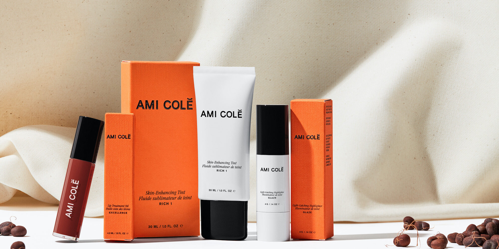 Powered By $1M In Funding, Senegalese-Inspired Clean Beauty Brand Ami Colé Celebrates Melanin-Rich Skin