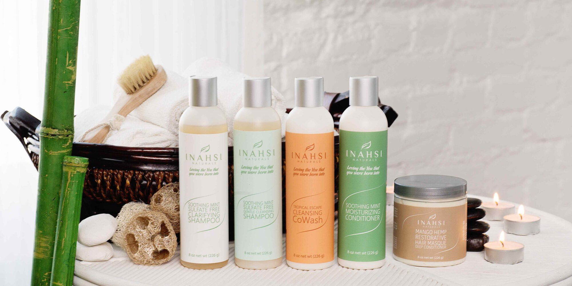 """Tired Of Being The Best-Kept Secret:"" How Cult-Favorite Curly Hair Brand Inahsi Naturals Is Getting To The Next Level"
