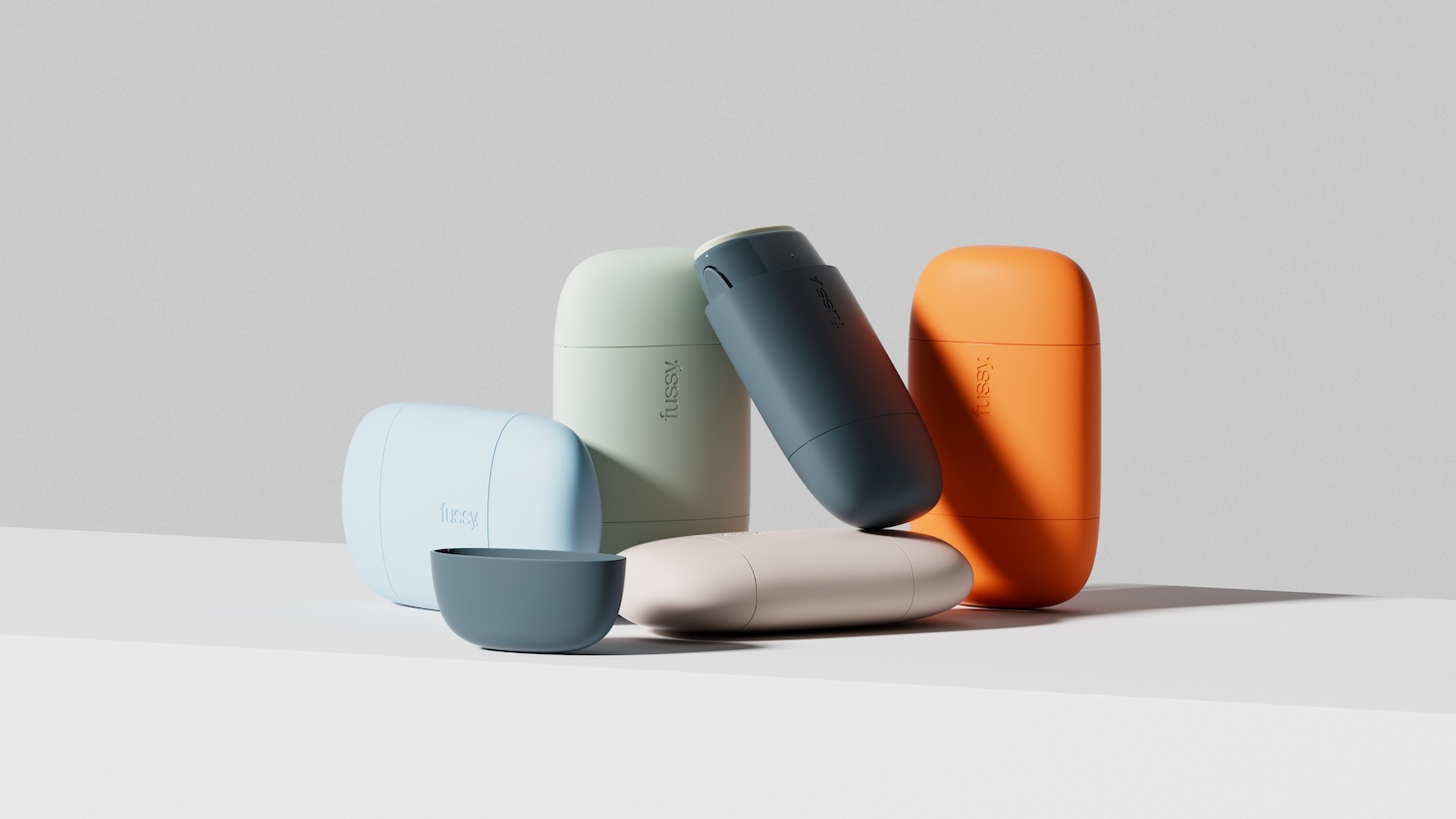 Refillable Brand Fussy Says It Will Stop 1M Plastic Deodorant Containers From Entering The Environment