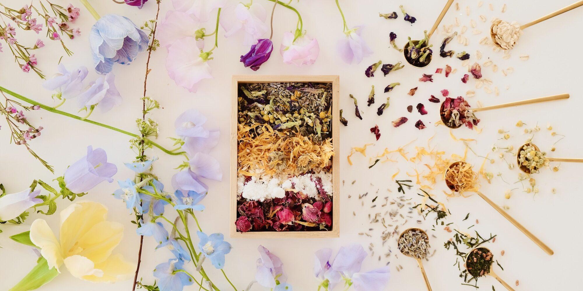 Viral Tea-Based Bath Product Brand Inoki Bathhouse May Be The Calmest Thing On TikTok
