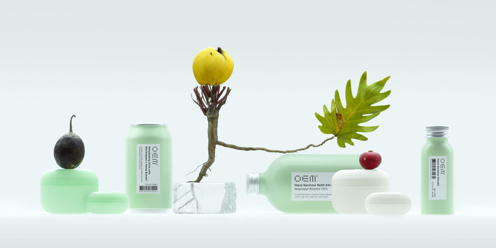 Japanese-Inspired Brand OEM Is Out To Upgrade Drugstore Remedies