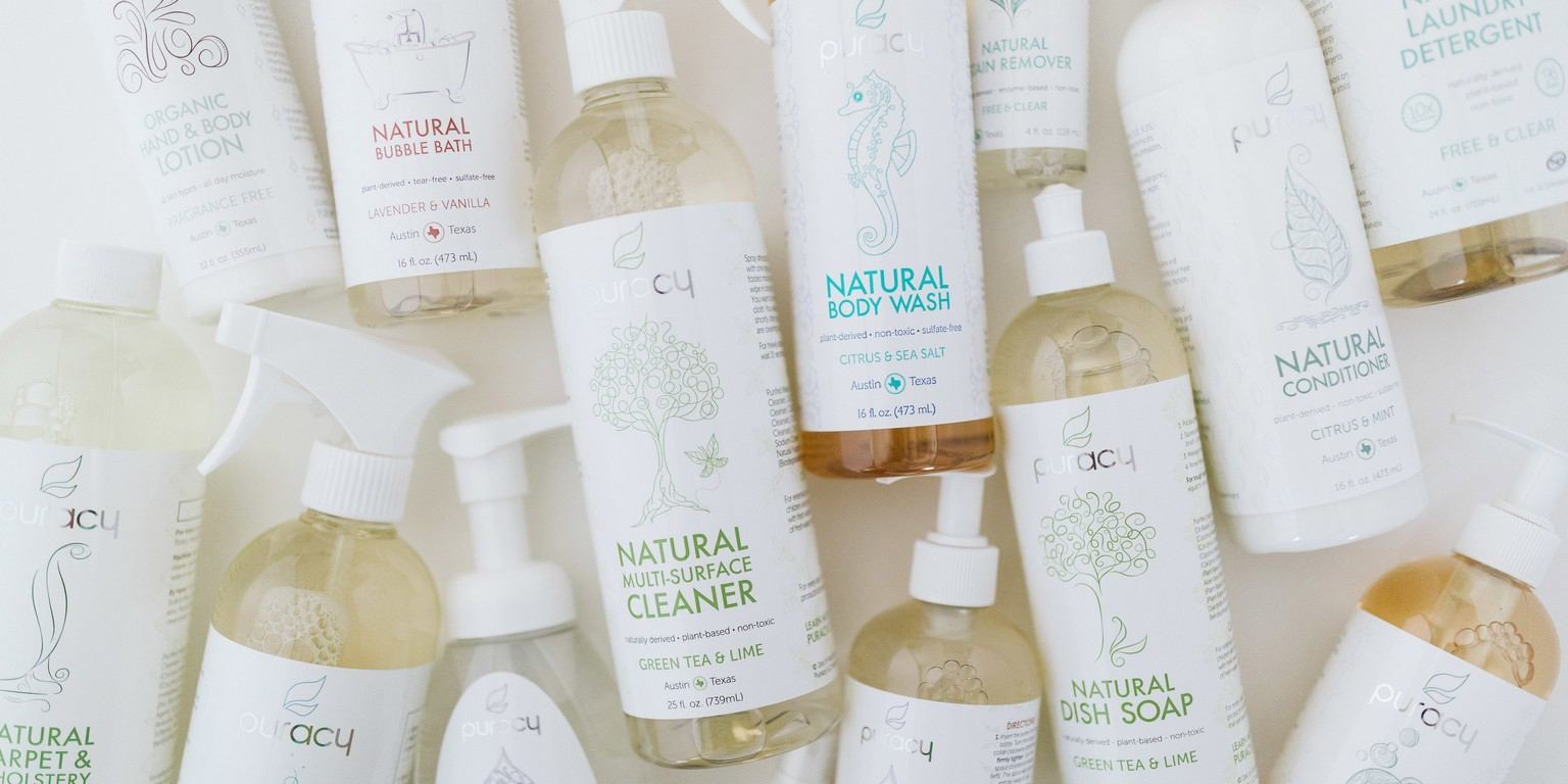 Natural Household Cleaning And Personal Care Brand Puracy Secures $6M Line Of Credit, Sets Path For Growth