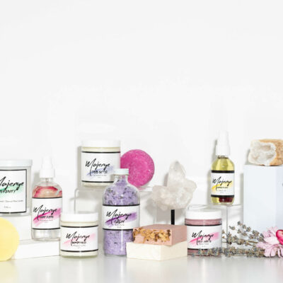 Majenye Founder Yetunde Alabi Manifested Her Crystal-Infused Beauty Brand Into Whole Foods