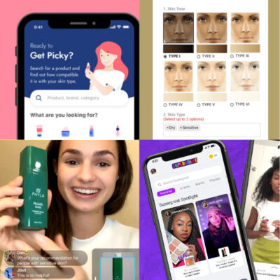 Five Digital Beauty Platforms Helping Consumers Sift Through The Crowded Market