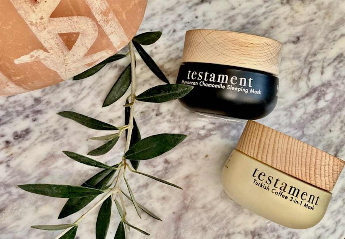 """""""Mediterranean Diet For My Face"""": Former WWD Digital Director Sophia Chabbott Launches Testament Beauty At Saks Fifth Avenue"""