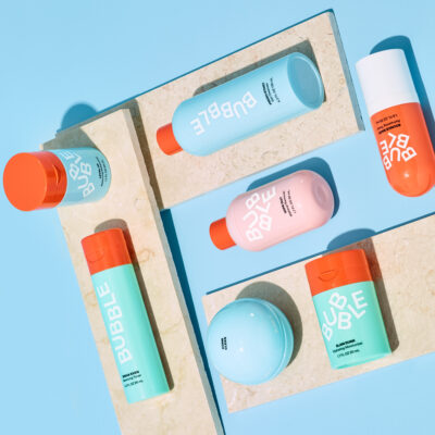 Bubble's Gen Z Skincare Rolls Out To Walmart Doors Nationwide
