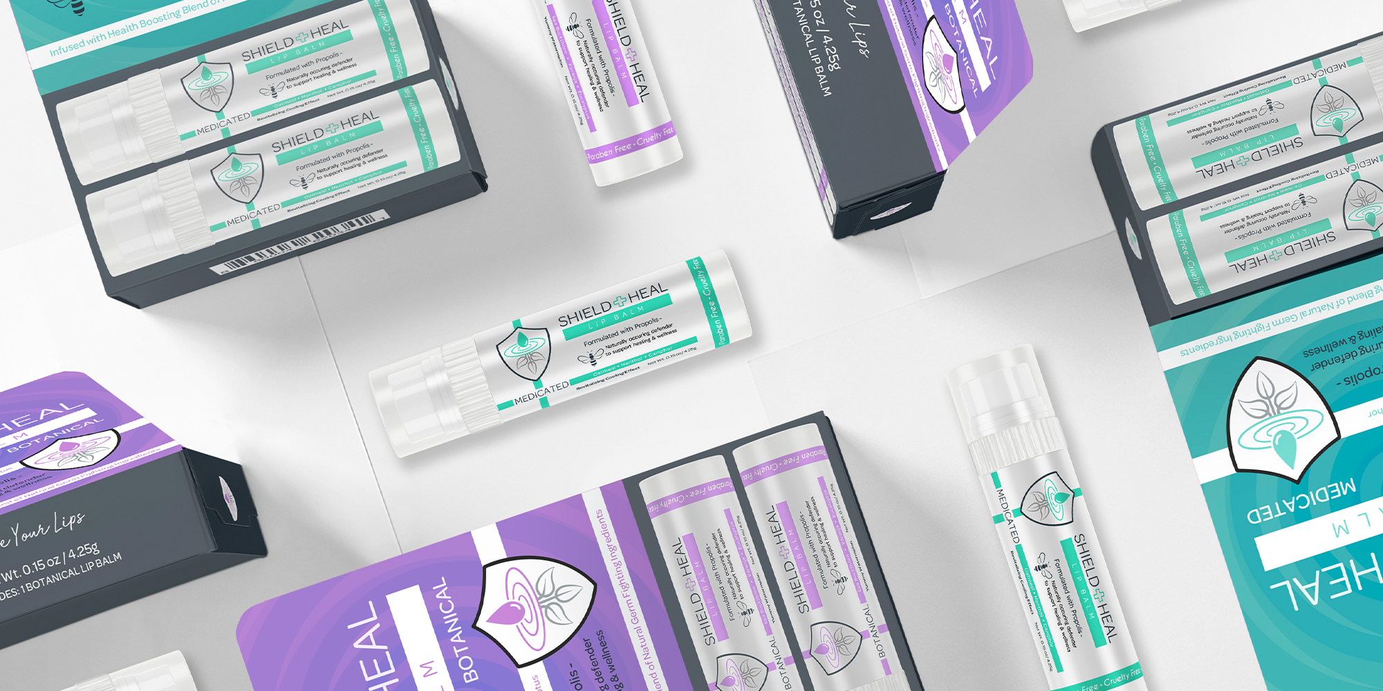 Longtime Beauty Brand Strategist Lisa Adams Launches Shield+Heal At Target—And It Sells Out In Hours