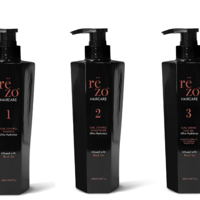 Rëzo Haircare Springs Onto QVC With Products For Curly Hair