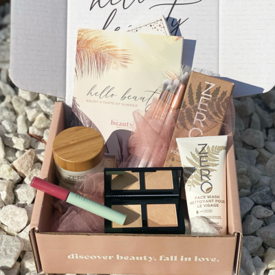 Curated by A Makeup Artist, Subscription Service The Beauty Edit Box Introduces Canadians To Emerging Brands