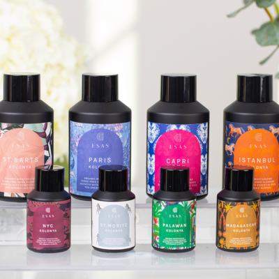 With New Brand Esas, Two Givaudan Alums Aim To Disrupt Beauty Manufacturing