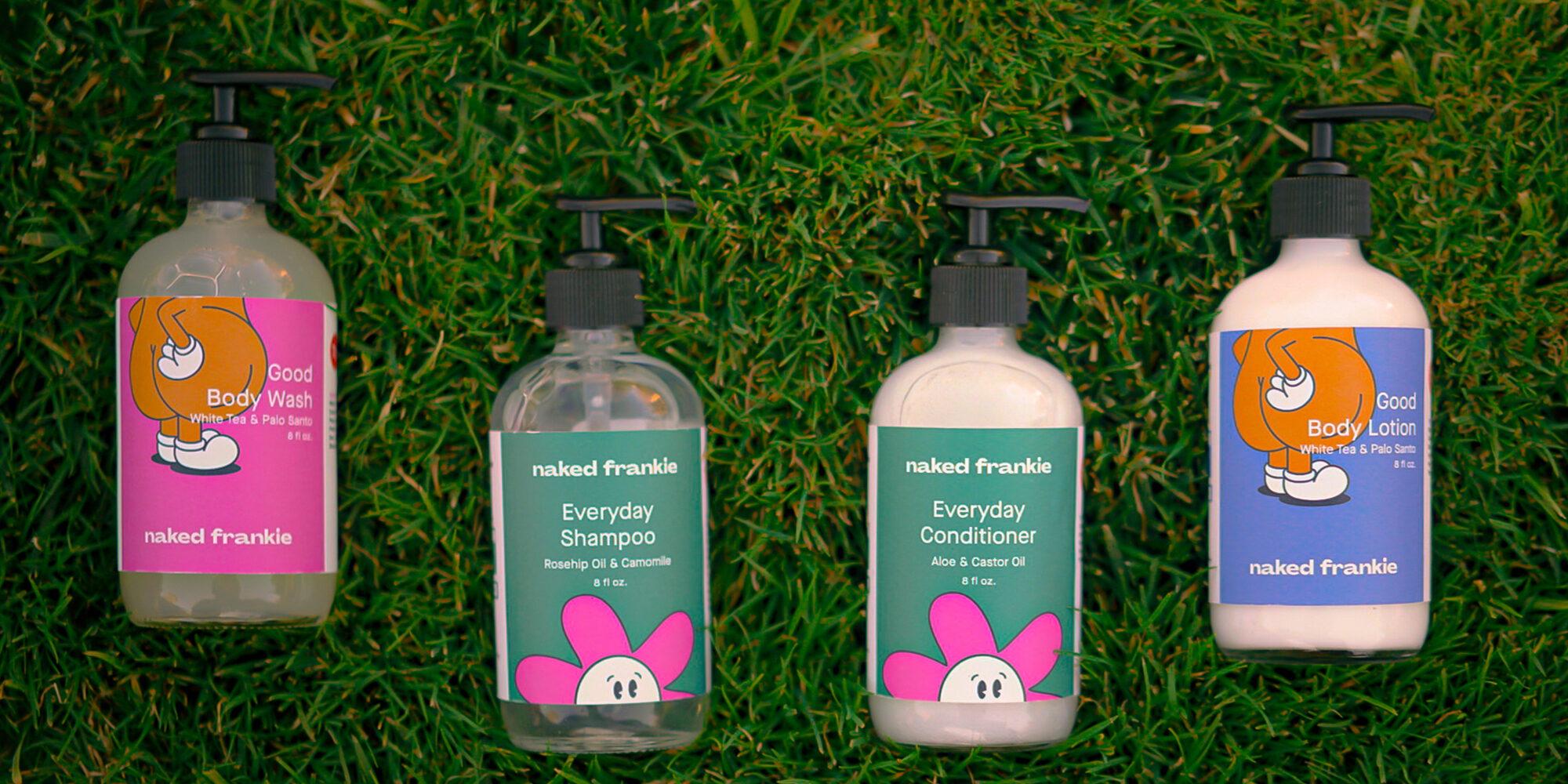 Inspired By Fifties-Era Milkmen, Naked Frankie Brings A Closed-Loop Beauty Retail Model To Los Angeles