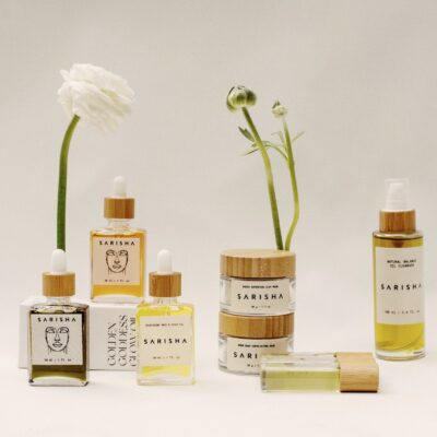 Sarisha Beauty Launches Into The Detox Market With Botanical Products Inspired By Ancient Indian Rituals