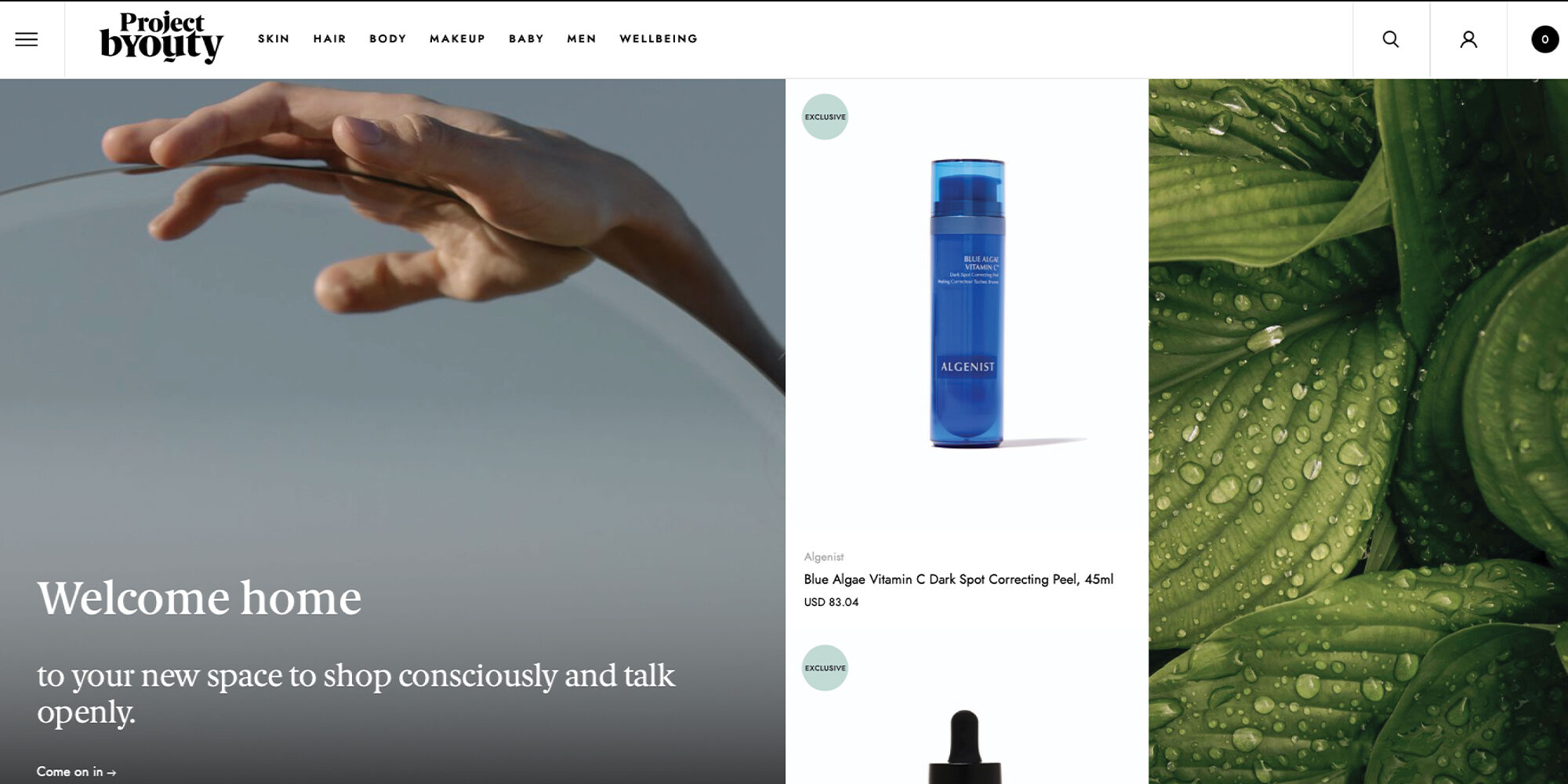 New E-Tailer Project Byouty Presents Conscious Beauty Brands To Middle Eastern Consumers