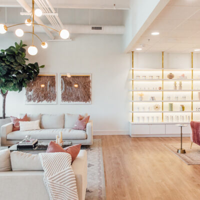 Growing Skin Clinic Concept Skin Pharm Brings A Stylish Touch—And Lots Of Niacinamide—To Cosmetic Dermatology