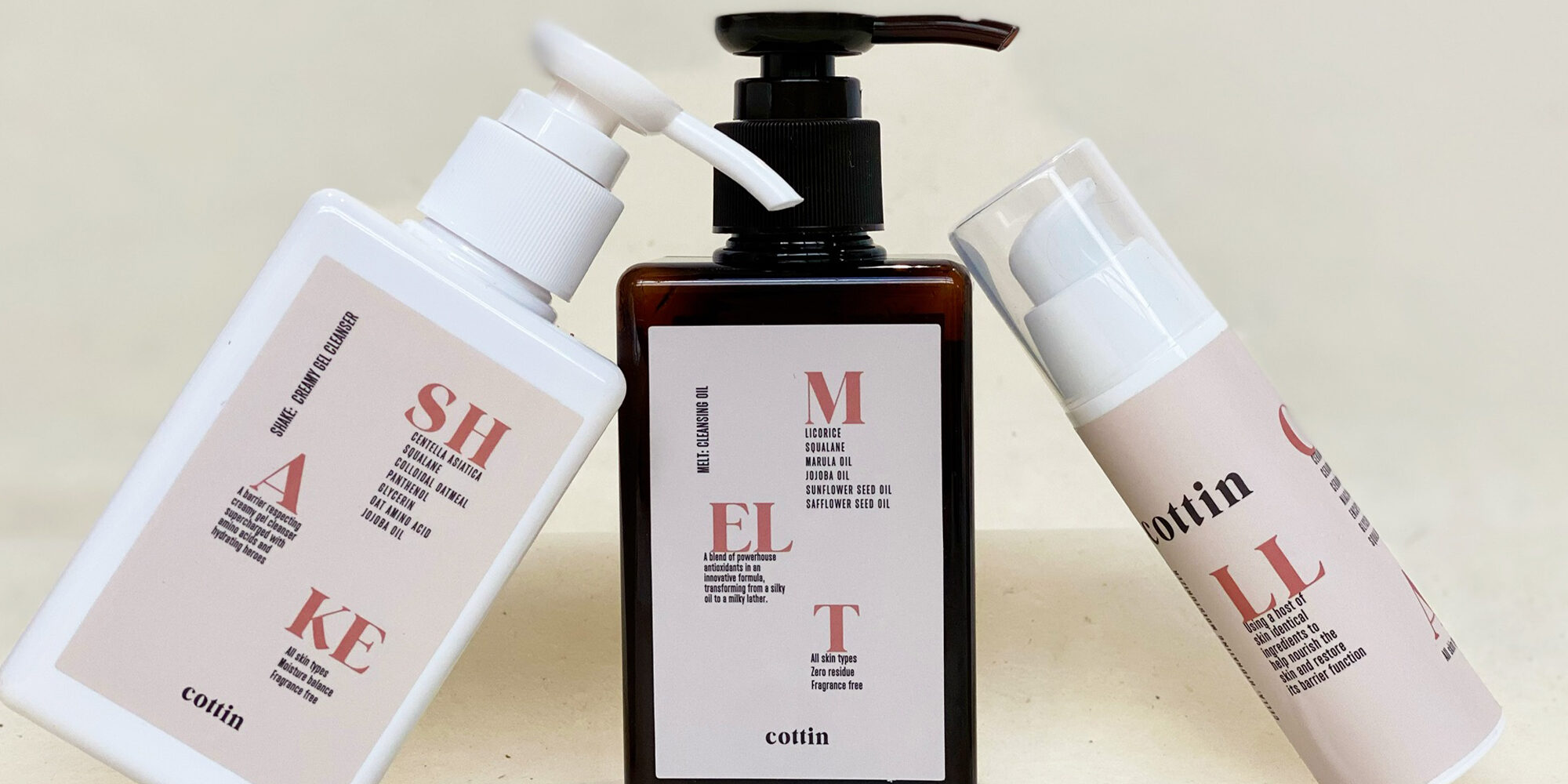 This New Brand Marries Science And Nature To Create Extra-Gentle Skincare Basics