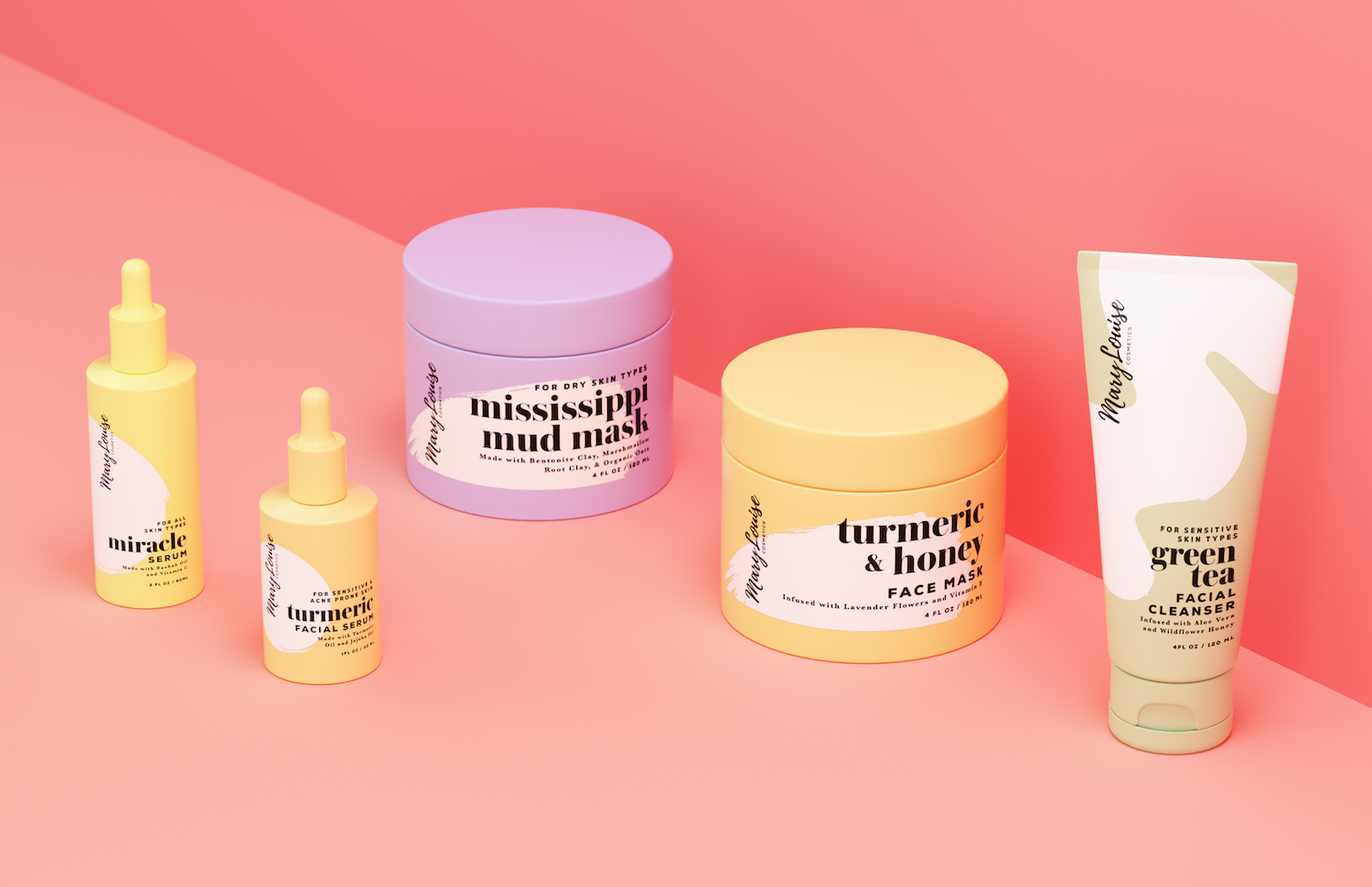 Mary Louise Cosmetics Undergoes A Rebrand And Launches At Macy's, Thirteen Lune And Verishop