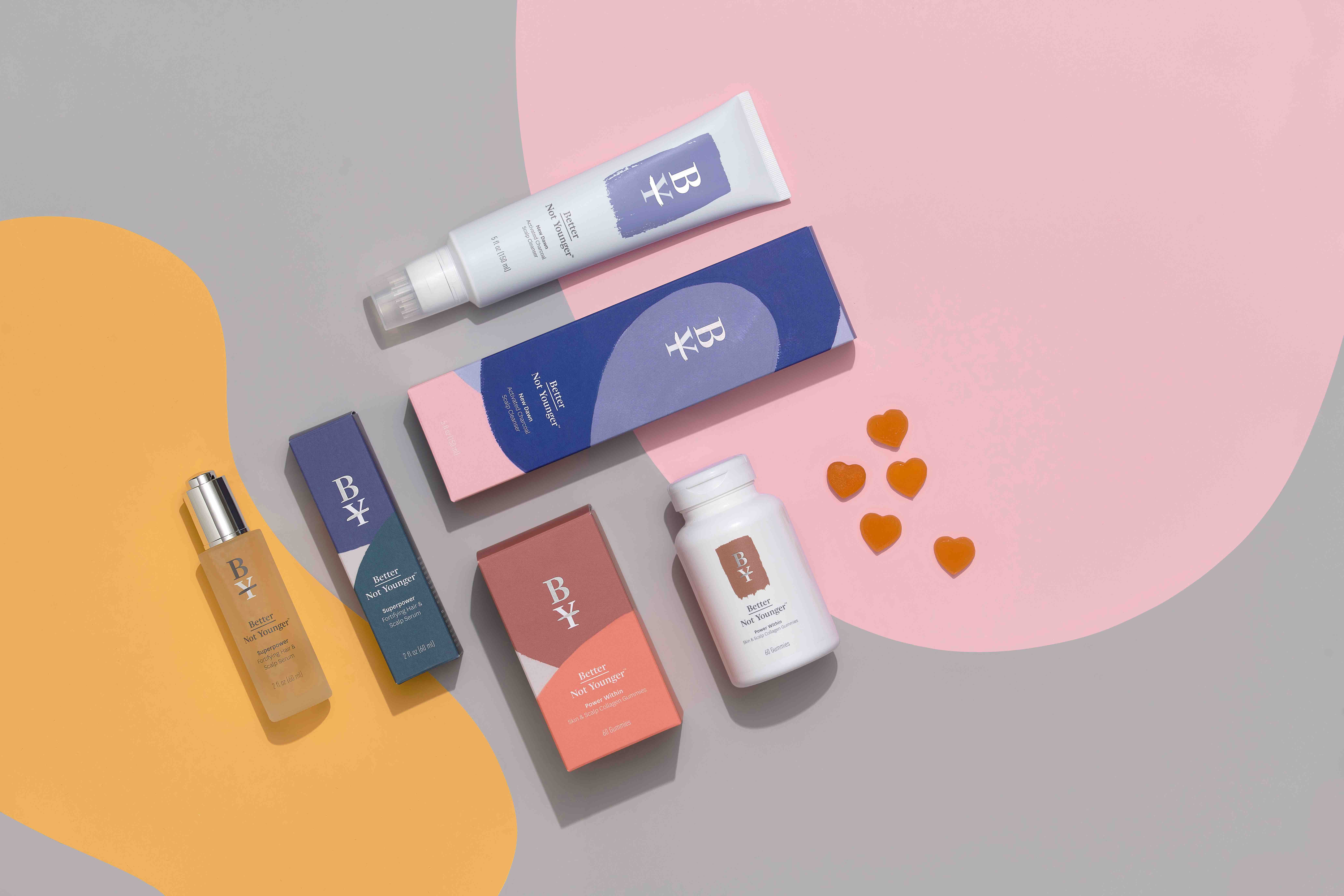 Better Not Younger Launches At Ulta Beauty, Gen Z's Favorite Beauty Retailer, To Serve Gen X And Baby Boomer Consumers