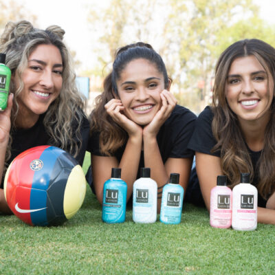 Female Athletes Are Scoring Wins As Next-Gen Beauty Influencers For Indie Brands