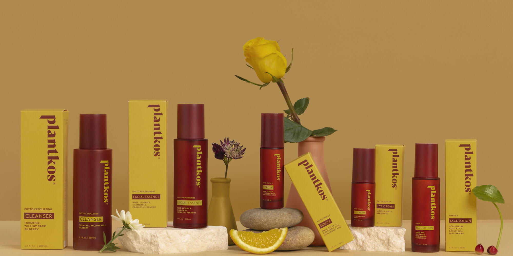 New Melanated Skin Specialist Plantkos Launches In DTC, Enters The Detox Market's The Launchpad Program